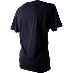 SANTI koszulka CIRCLE - granatowa