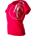 Koszulka SANTI Lady CIRCLE pink