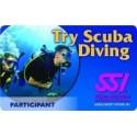 SSI Try Scuba - spróbuj nurkowania w basenie