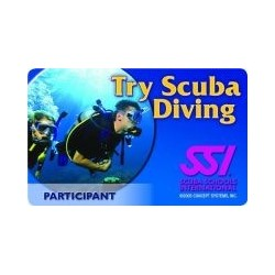 SSI Try Scuba - spróbuj nurkowania w jeziorze