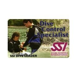 SSI Dive Control Specialist - DIVECON