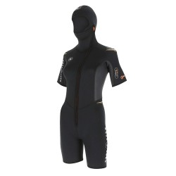 AQUALUNG Dive Shorty WOMEN 5.5mm With Hood