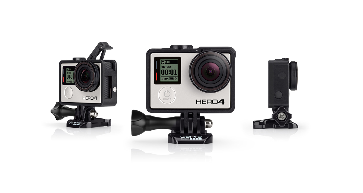 GOPRO The Frame 2.0 – ramka do kamery Hero3 i Hero3+