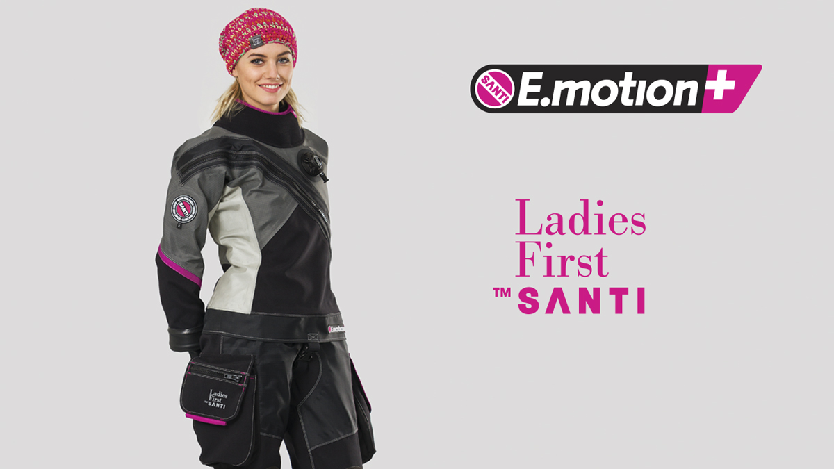 SANTI E.Motion Plus Ladies First