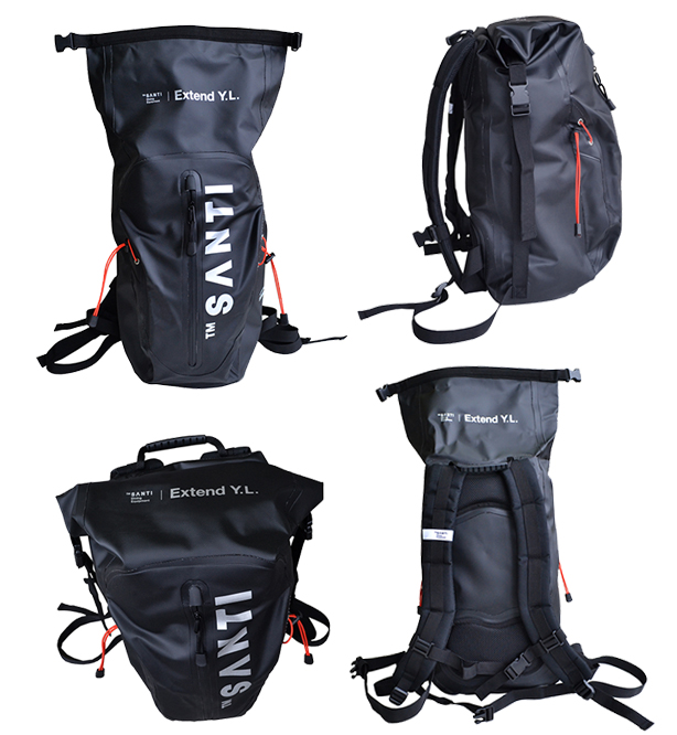 SANTI Plecak – plecak nurkowy