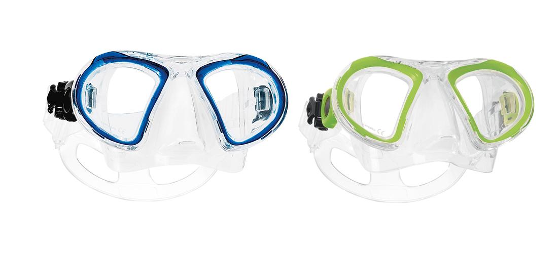 Maska SCUBAPRO Child 2 dla dzieci - maska nurkowa