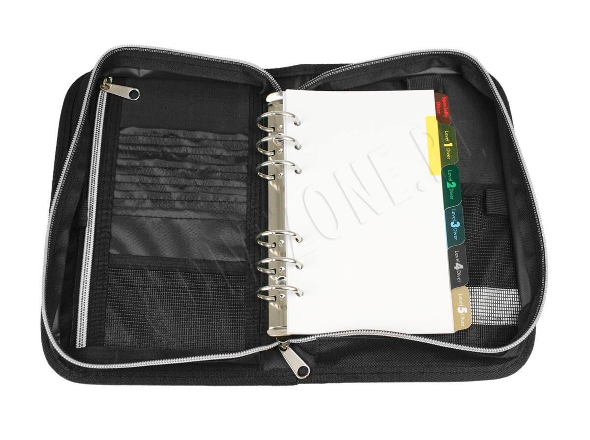 SSI Okładka Deluxe Zip – okładka na logbooka