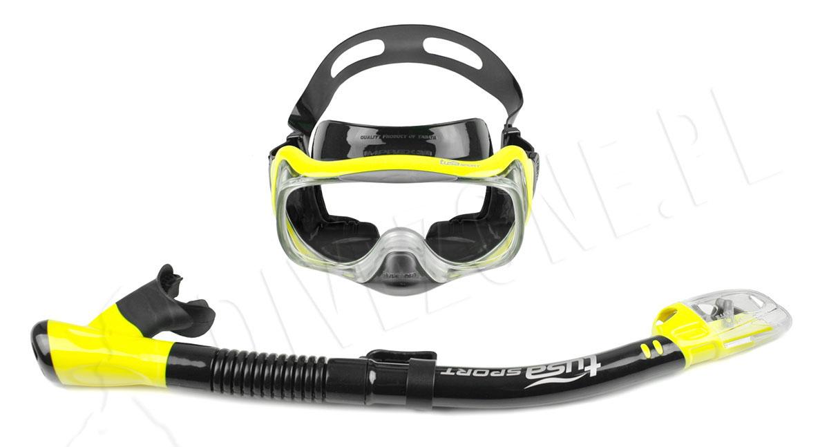 TUSA Imprex Set UC-3325 - maska + fajka