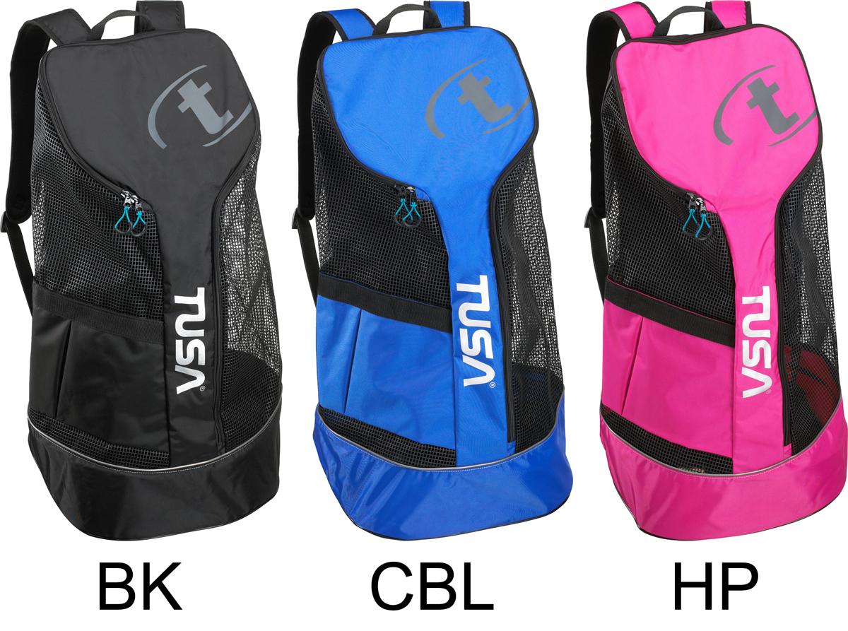 TUSA Mesh Backpack (BA0103)